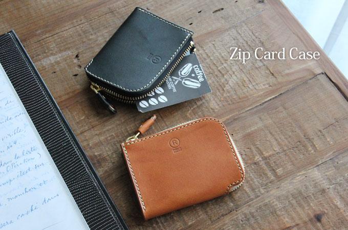 ZIPカードケース