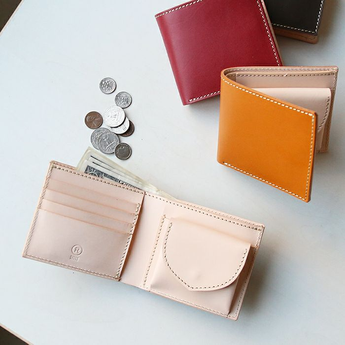 PORCO ROSSO/2つ折り財布