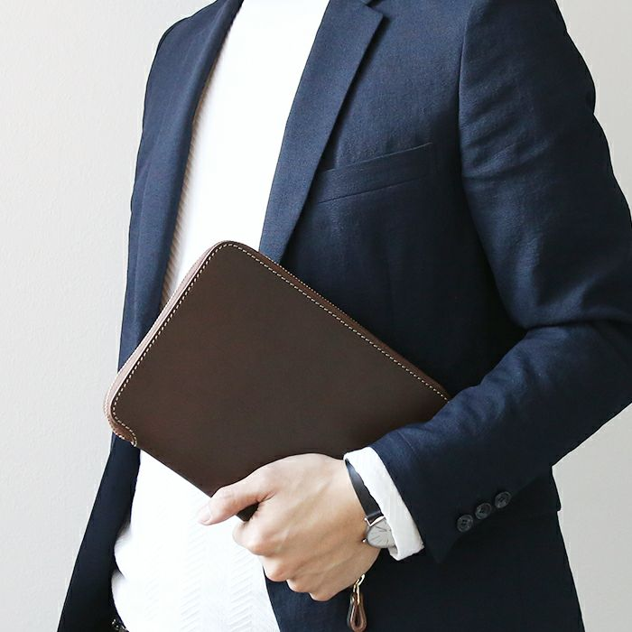 PORCO ROSSO/ラウンドZIP手帳カバーM【A5・ほぼ日手帳対応サイズ】