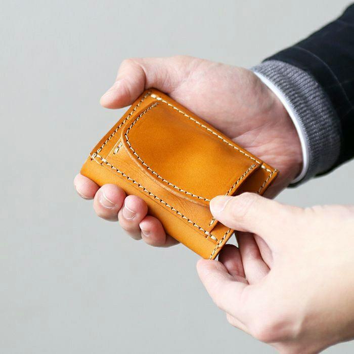 PORCO ROSSO/三つ折りミニ財布